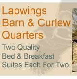 Lapwings Barn & Curlew Quarters